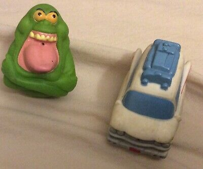 Ghostbusters Spitball Ecto 1 Car +Slimer  • 45.99£