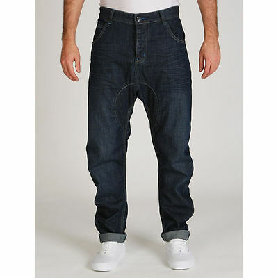 55 Soul Dark Denim Engineer Jeans In Waist 30 And 32 Inches Regular Length New • 19.99£