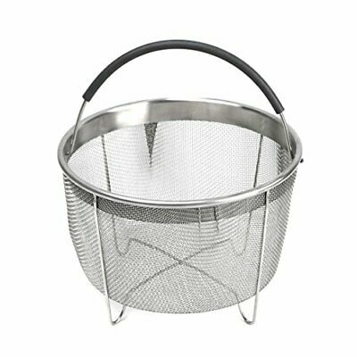 $17.71 • Buy Instant Pot Accessories 6 Quart Steamer Baskets Pressure Cooker Stainless Steel