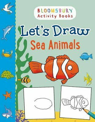 Let's Draw Sea Animals (Chameleons) By Harry Styles Book The Cheap Fast Free • 5.99£