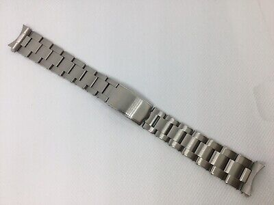 $ CDN56.87 • Buy 20mm Riveted Solid Oyster Watch Replacement Band Bracelet For Rolex/tudor
