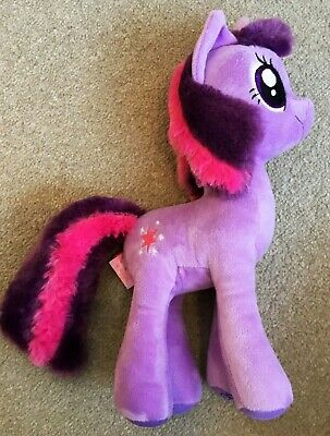 TWILIGHT My Little Pony - Genuine Licensed Soft Cuddly Toy From FAMOSA  12  30cm • 5.90£