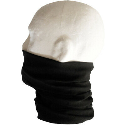 Motorcycle Neck Warmer Thermal Mix Tube Scarf Cotton Balaclava Breathable • 4.75£