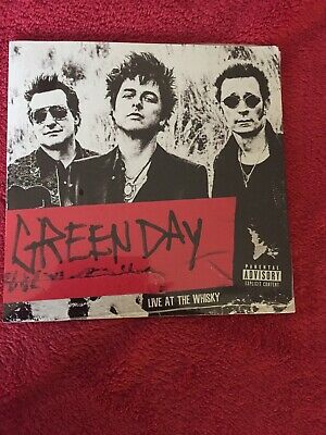 Green Day Live At The Whisky  Father Of All /  Q Mag Rare New 7inch Single Vinyl • 39.99£