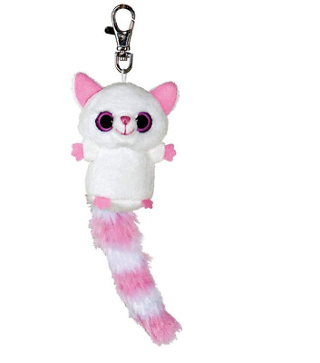 YooHoo And Friends 3  Pammee Fennec Fox Keyring / Keyclip Soft Toy By AURORA • 4.95£