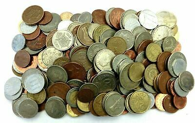 £16.15 • Buy Huge Mixed Bulk Lot Of 100 Assorted World/foreign Coins! Mostly 20th Century