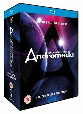 Andromeda: Complete Collection New Bluray • 133.33£
