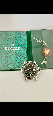 $ CDN11744.10 • Buy Rolex  Vintage Watch Submariner Stainless Steel 1680