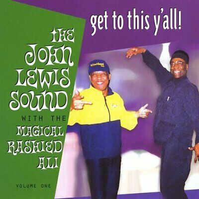 AU42.99 • Buy John Lewis Sound - Get To This Y'all New Cd