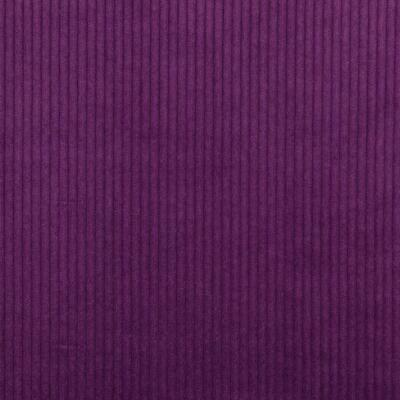 £4.99 • Buy WASHED Jumbo Cord 4.5 Wale Cotton Velvet Fabric Material PURPLE