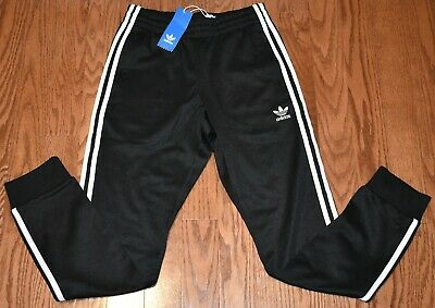 $ CDN50 • Buy Men's NWT ADIDAS Original Superstar Adicolor Black Track Pants Size Small