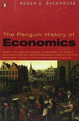 £9.99 • Buy The Penguin History Of Economics By Backhouse, Roger E Paperback Book The Cheap