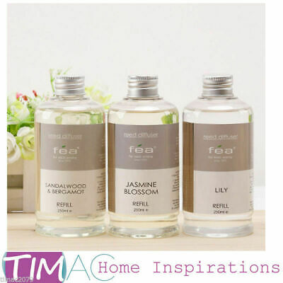 AU19 • Buy FREE POST Reed Diffuser Oil REFILL Pick Your Own Scent Product Of France 250ML