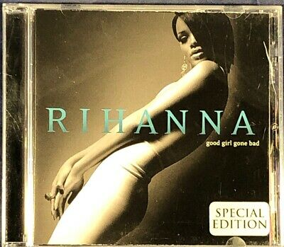AU1.70 • Buy Rihanna - Good Girls Gone Bad Special Edition CD Album