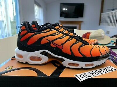 $275 • Buy Nike Air Max Plus OG Sunset Tiger 2018 Sizes 4-13 100% Authentic