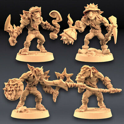 AU12.87 • Buy Sparksoot Goblins Miniature Dungeons And Dragons RPGs RolePlaying Warhammer
