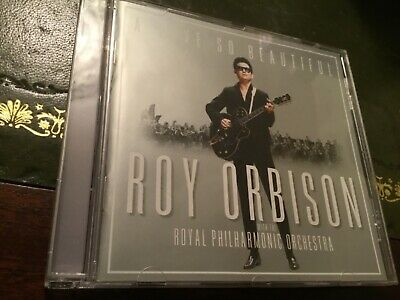 $3.79 • Buy A Love So Beautiful - Roy Orbison With The Royal Philharmonic Orchestra - Cd