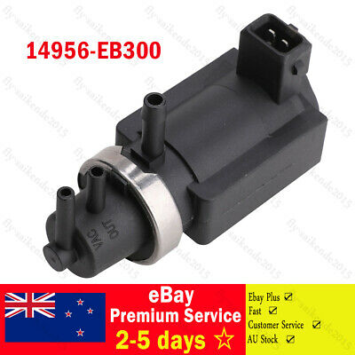 AU38.59 • Buy Turbo Boost Control Valve Pressure Solenoid Fit For Navara D40 Pathfinder R51 AU
