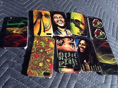 £3.50 • Buy (9) Jamaica Flag Bob Marley IPhone 5 Cases. New!!! Free Shipping!!!