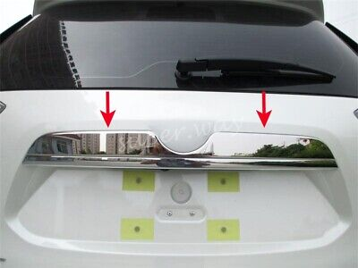 AU43.60 • Buy Steel Trunk Strips Tailgate Molding Accessories For Nissan X-Trail T32 2014-2020