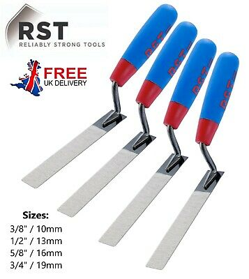 £9.45 • Buy RST Finger Tuck Pointing Trowel,Fix Layers Gaps 10, 13, 16 & 19mm Sizes / CHOOSE