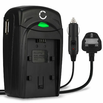 Charger For Canon PowerShot A810 PowerShot A1400 PowerShot S3 IS Power Supply • 18.90£