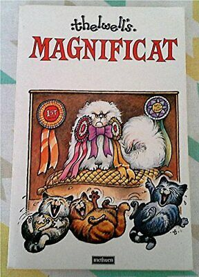 £8.99 • Buy Thelwell's Magnificat By Thelwell Paperback Book The Cheap Fast Free Post