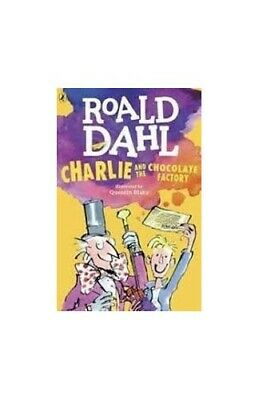 £3.99 • Buy Charlie And The Chocolate Factory By Dahl, Roald Book The Cheap Fast Free Post