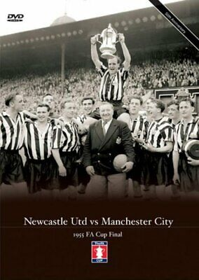 £4.96 • Buy 1955 Fa Cup Final - 1955 FA Cup Final Newcastle United V Manchest... - DVD  Z4VG