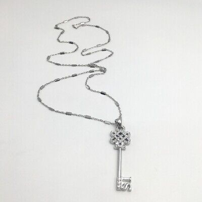 $ CDN13.02 • Buy New Lia Sophia Key Pendant Necklace Long Gift Fashion Lady Party Holiday Jewelry