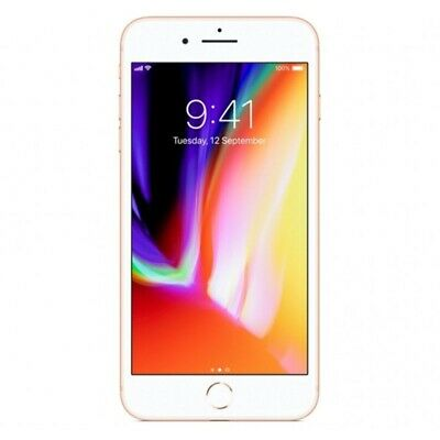 AU448 • Buy [Good Condition - Pre Owned] Apple IPhone 8 Plus 256GB - Gold