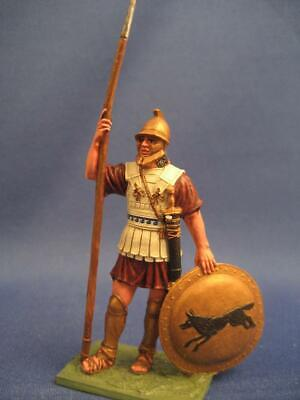 $34.95 • Buy Ancient Greek Macedonian Hoplite 4th Century BC - Exceptional Connoisseur Figure