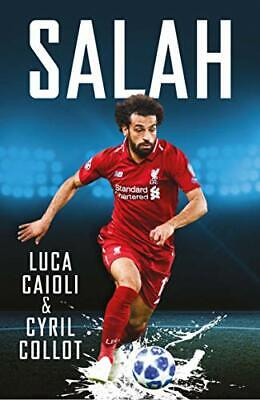£3.49 • Buy Salah (Football Superstar Biographies) By Collot, Cyril Book The Cheap Fast Free