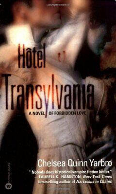 £24.99 • Buy Hotel Transylvania By Yarbro, Chelsea Quinn Book The Cheap Fast Free Post