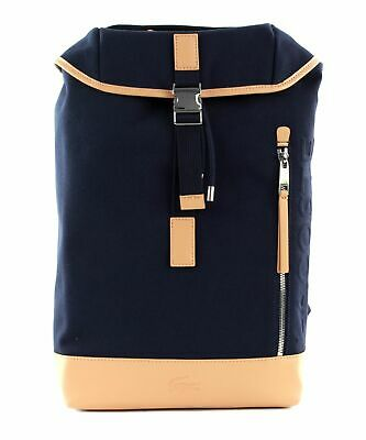 LACOSTE Backpack Summer Backpack Peacoat Tan • 128.36£