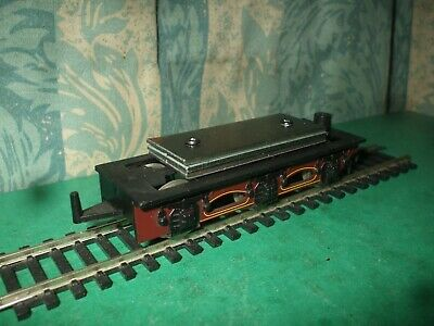 £21.95 • Buy BACHMANN LMS JUBILEE/SCOT/PATRIOT RED STANIER TENDER CHASSIS ONLY - No.1