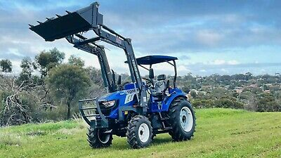 AU20990 • Buy Trident 40hp Tractor 4wd With Fel 4in1 Bucket