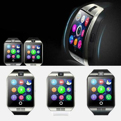 $ CDN14.85 • Buy Q18 Bluetooth Smart Watch Clock Support SIM Card For IPhone Android S W7W8
