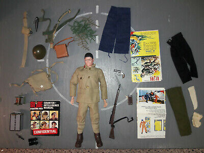 $ CDN360.02 • Buy 1964 - 1966 GI Joe Japanese Soldier Of The World With Gear Manual Lot 26