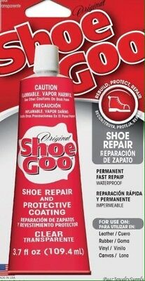$14.50 • Buy Shoe Goo-Clear Adhesive Sealant Glue Repair For Boots,Sneakers, Leather, Heels