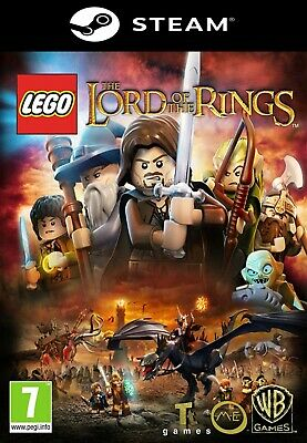 LEGO Lord Of The Rings PC *STEAM CD-KEY GLOBAL* • 1.90£