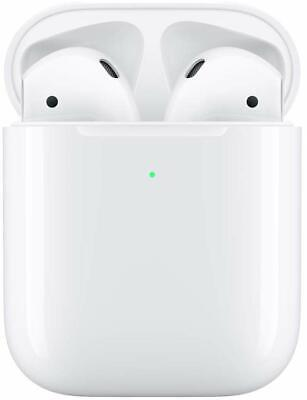$ CDN149.18 • Buy REFURBISHED Apple AirPods 2 (2nd Generation) White With Wireless Charging Case