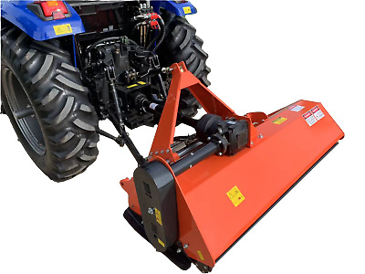 AU2490 • Buy Tractor Flail Mower With Hydraulic Side Shift 175cm