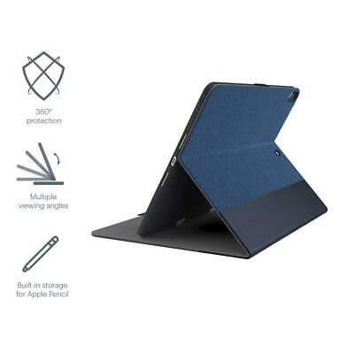 AU41.21 • Buy NEW TekView Slimline Slim Case For IPad Air (2019) & IPad Pro 10.5  In Navy Blue