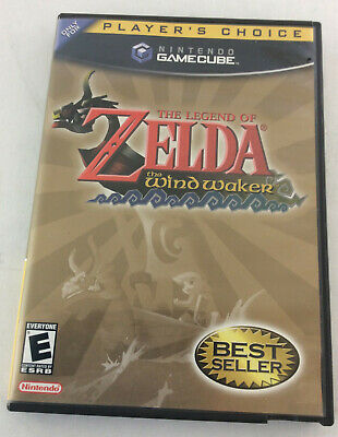 $17.99 • Buy Nintendo Game Cube Zelda The Wind Waker With Game Boy Tingle Instructions