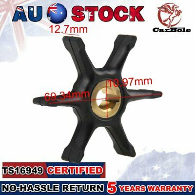 AU16.99 • Buy Water Pump Impeller Replace Johnson Evinrude BRP 2-stroke Outboard Motor 4/5/6HP