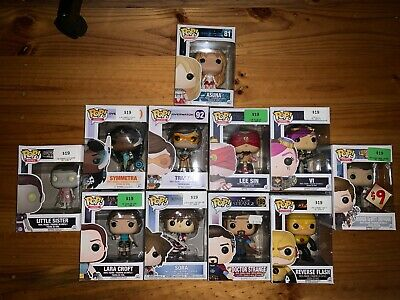 AU19 • Buy Funko Pop! Vinyl Action Figures
