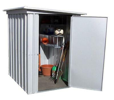 Yardmaster The Original NO.1 Metal Garden Shed Pent Store All - Size 3'11 X 5'2  • 159.99£