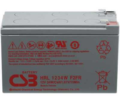 AU29.99 • Buy NBN Rechargeable Battery CSB GPL1272 12V 7.2AH AGM Hitachi APC RBC UPS