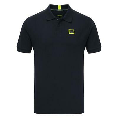 Aston Martin Racing Team Travel Polo Shirt NEW Official Merchandise • 56.99£